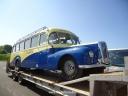 BERLIET TR260 -- Car Saurer 3CT1D de 1949