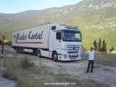 Turquie  -- Mercedes MEGASPACE