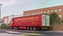 Arrières  de camions
